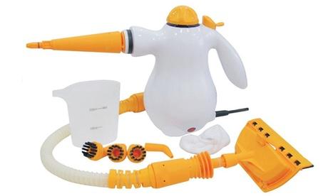 Handheld Multi-Purpose Pressurized Steam Cleaner & Sanitizing System b3bd595d-10d8-4980-9a30-d2113dc53060