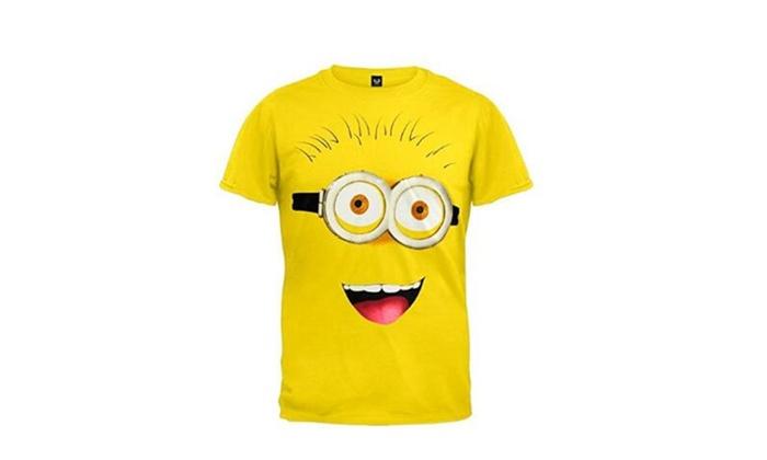 Despicable Me – Front Face T-Shirt