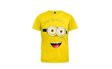 Despicable Me - Front Face T-Shirt 619cf529-d092-4c5d-9290-3a5c77af9b84