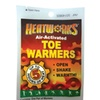 HEATWORKS HW4 Air-Activated Toe Warmers (Case of 288 pairs)