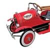 Dexton Kid's Vintage Delivery Truck, Red