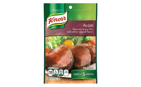 KNORR MIX GRAVY AU JUS-0.6 OZ -Pack of 12 cbb73688-921f-4e39-8ef1-51ce0822b513