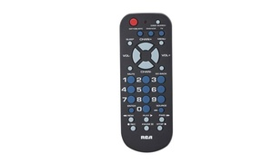 RCA 3-Device Palm-Sized Universal Remote