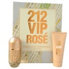Carolina Herrera 212 VIP Rose 1.7oz EDP Spray, 3.4oz Body Lotion