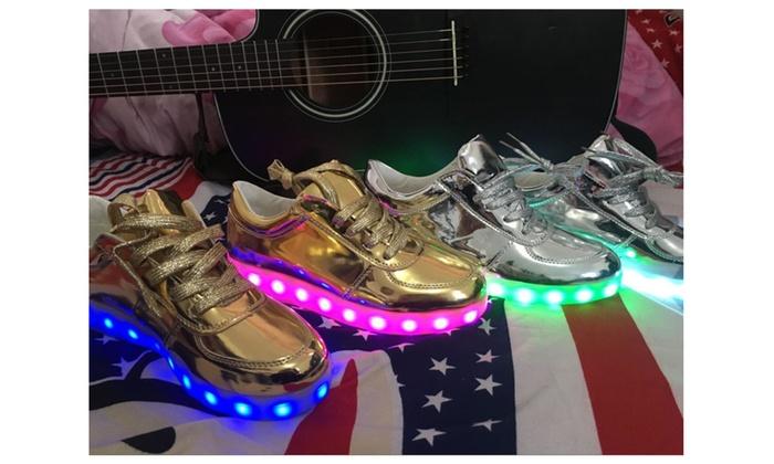 LED Light Up Kickz (Unisex)