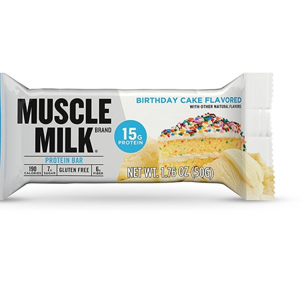 Muscle Milk Protein Bars 12 Pack