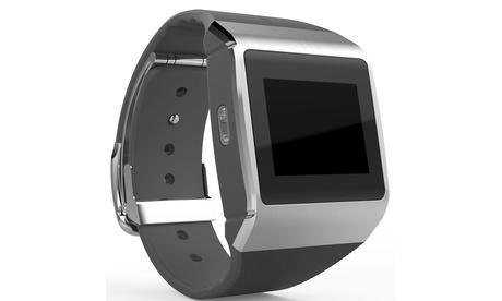 Bluetooth Wearable SpO2 PR ECG Monitor calorie clock pedometer