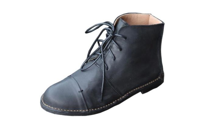 Women's Casual Low Rubber Flats Shoes