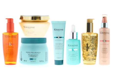 Kerastase Styling Hair Care Products. Multiple Options Available.