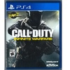 PlayStation 4 Call of Duty Infinite Warfare Spanish Packaging / English Gameplay