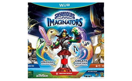Skylanders Imaginators for Wii U 84784324-96b1-49d1-abe5-418ada6cce1a
