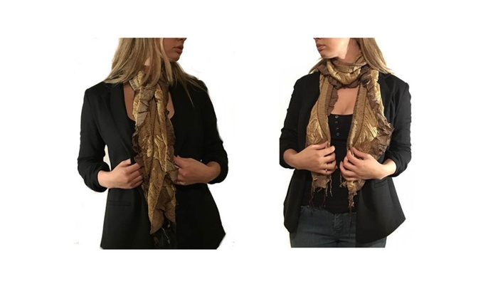 Newest High Quality Wool Soft Scarf Ladies Women Shawl