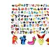 Pokemon Mini Action Figures Set Pokemon Monster Toys Set