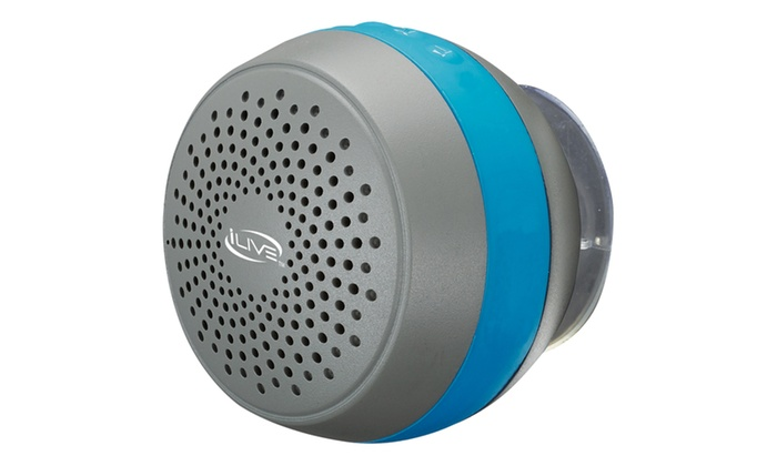 c6a3af366e2 iLive Bluetooth Shower Speaker iLive Bluetooth Shower Speaker