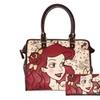 Ariel Little Mermaid Vintage Tattoo Inspired Handbag Tote and Wallet