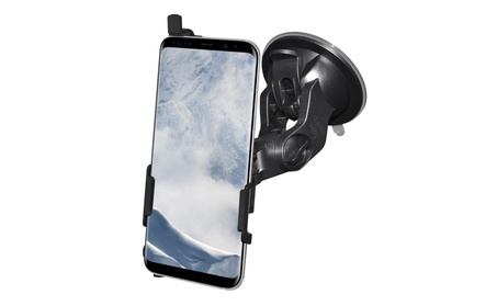 Suction Cup Mount for Windshield, Dash or Console for Samsung S8/S8+ 9dfcd452-fdb3-4871-9c52-9eb35d58fec6