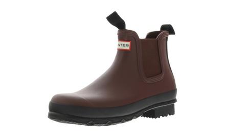 Men's Hunter Tall & Short Rain Boots