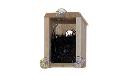 Coveside 10010 Window Nest Box Birdhouse (Goods Pet Supplies Bird Supplies) photo