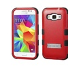 Insten Hard Hybrid Case Stand For Samsung Galaxy Core Prime Red/black