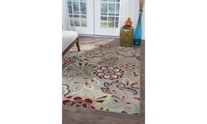 Dilek Transitional Floral Area Rugs (1- or 3-Pack)