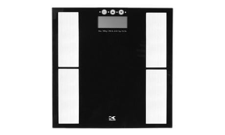 Kalorik Electronic Scale with Body Fat Analyzer photo
