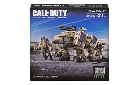 Mega Bloks Call Of Duty CLAW Assault dc33af43-c40a-4d60-a83d-9860596f717c