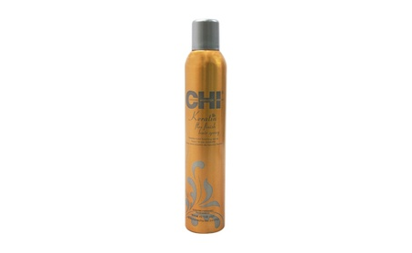 Keratin Flex Finish Hair Spray by CHI for Unisex - 10 oz Hair Spray 761cea48-fcb8-4928-b233-24b62bb829cf