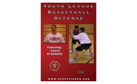 Youth League Basketball Defense DVD 8ba59f85-a3e6-45b7-8bb9-db6bfdb605bc