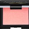 Aesthetica Translucent Pressed Powder Blush Compact (1 Oz.)