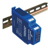 B Plus B Smartworx 232OPDR RS-232 Isolated Repeater DIN Rail Mount