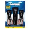 Rayovac Gpr2aa2aa2d-BB Value Bright Rubber Flashlights