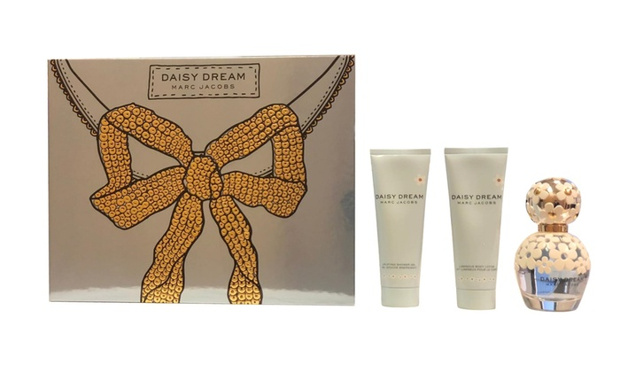 d073bc284768 Up To 36% Off on Daisy Dream By Marc Jacobs 3 ... | Groupon Goods