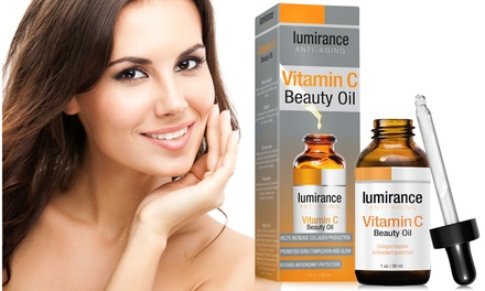 Lumirance Vitamin C Beauty Oil (1 Oz. or 2 Oz.)