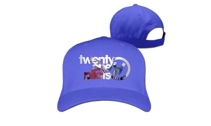 Unisex Twenty One Pilots Blurryface Tour 2015 Fan Logo Basebal cap