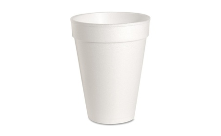 Genuine Joe GJO58550 Foam Cups- 8 oz. 1000 Count, White 3a0dab7d-54e3-4bd9-a273-44fa938ca933