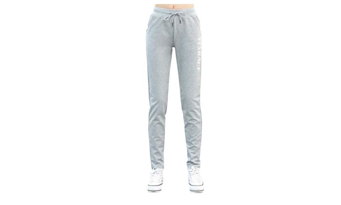 Women's Fashion Casual Simple Straight Long Trousers