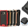 Shockproof Hybrid Carbon Fibre Series Case For Samsung Galaxy S7 Edge