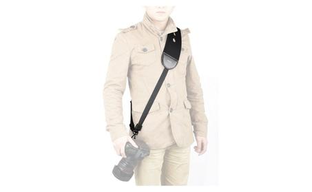 Movo Padded Neoprene Shoulder Sling Camera Strap w/ Quick Release Clip dd852731-0e8a-4aad-a42b-ad8a6c5c9ccc
