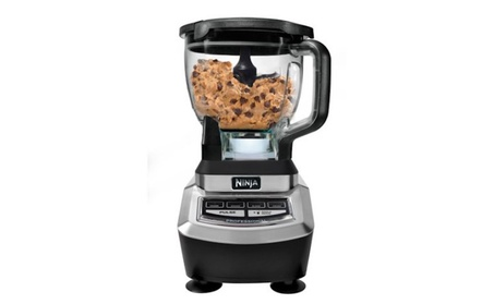 Kitchen Blender System with Food Processor and Single Serve Cups 69817520-555a-47e5-a9d4-3ea0b433b898