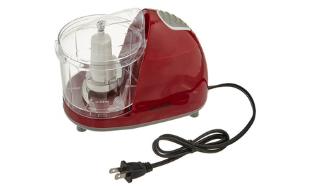 Brentwood Appliances MC-105 Mini Food Chopper - Red photo
