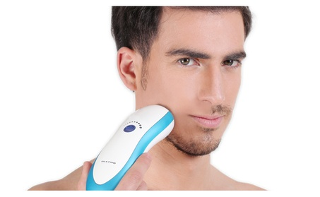 Luxury/Elegant Laser Hair Removal Device for Spa or Home Use (Unisex) - Blue a9b78cb5-dc97-47c0-89cf-7a39fc9baa06