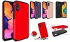 Shockproof Heavy Duty 2 in 1 Slim Case Cover For Samsung Galaxy