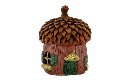 Garden Decor Mini Fairy House dd76080c-9c90-48a6-8662-d9de1ae2ceeb
