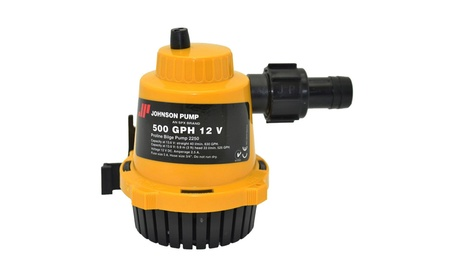 Johnson Pump 22502 Johnson Pump Proline Bilge Pump - 500 GPH photo