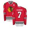Brent Seabrook Chicago Blackhawks Home Red Premier Jersey