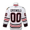 Clark Griswold Christmas Vacation Blackhawks Premier Replica Jersey