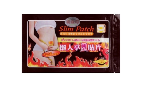 100 Pack Fast Acting Weight Loss Slim Slimming Patch Pad