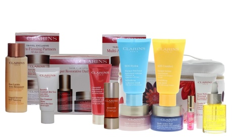 Clarins Skincare for Face - Extra-Firming Wrinkle Control Day and Night Cream