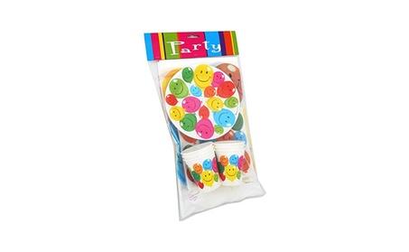 LolliZ Party Pack Ware for 6. Joyous Balloons 142fcaca-b9c3-4e73-b4ce-58e7dafa6b15