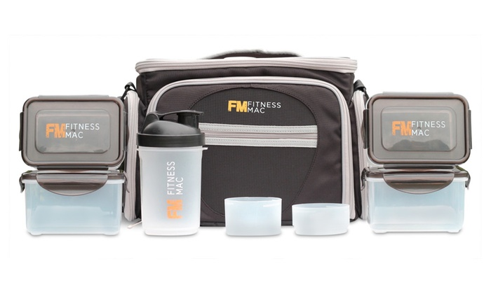 Fitness Mac Meal Prep Bag
